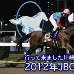 行って来ました川崎競馬場!2012年JBC競走レポート