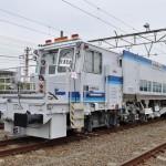 小田急ファミリー鉄道展2013レポート(2) 保守作業車展示コーナー編