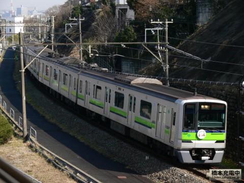 東京横断 Tama Zoo号 2009/02/14 高幡不動~多摩動物公園