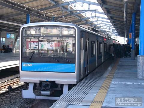 小田急3263F