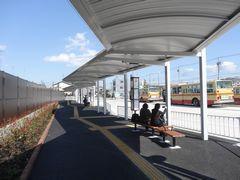 相模原の新しい交通拠点「田名バスターミナル」へ行ってきました