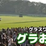 【グラおた122号】グァンチャーレ、いちょうステークスに出走/グラス産駒5頭デビュー/10月11日~13日の出馬表