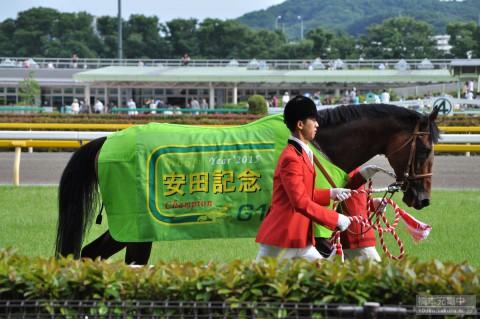 モーリス 2015/06/07東京競馬場 安田記念