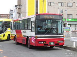 シルバーフェリーシャトルバス