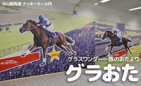 【グラおた316号】トラスト日本ダービー8着/先週の結果/競走馬登録