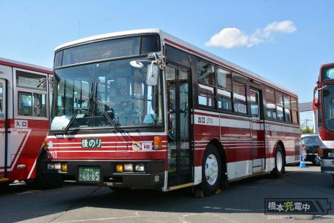 関東・信州からバス大集合  第8回立川バスファン感謝イベント(後編)