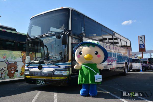 伊那バス 823号車