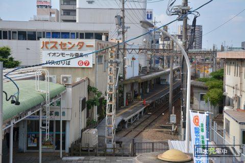 三岐鉄道北勢線 西桑名駅