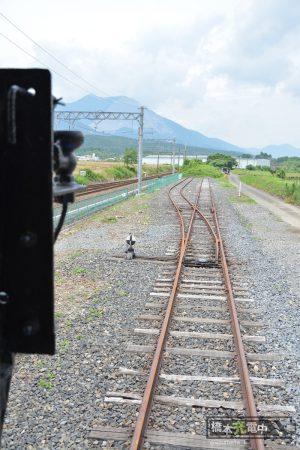 貨物鉄道博物館 ワフ21000形