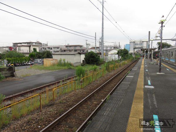 JR相模線 番田駅 2017年9月
