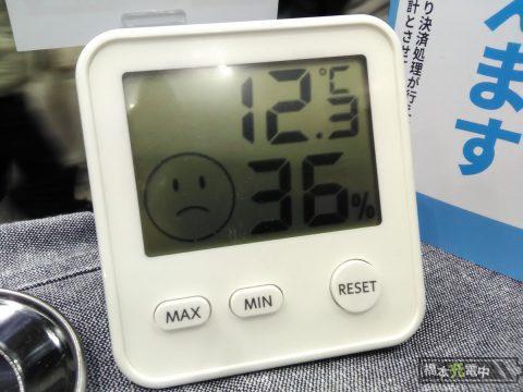 コミックマーケット93 サークルスペース 温度