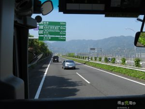 高速バス静岡相良線