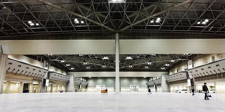 東京ビッグサイト 東ホール