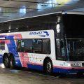 2018夏の旅(5)2階建て高速バス「青春エコドリーム号」で東京へ