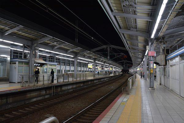 山陽新幹線 小倉駅
