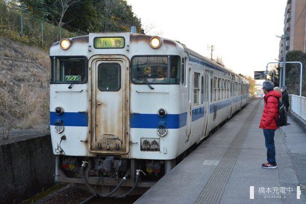 日田彦山線 キハ147-91
