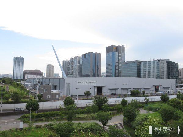 東京ビッグサイト 青海展示棟