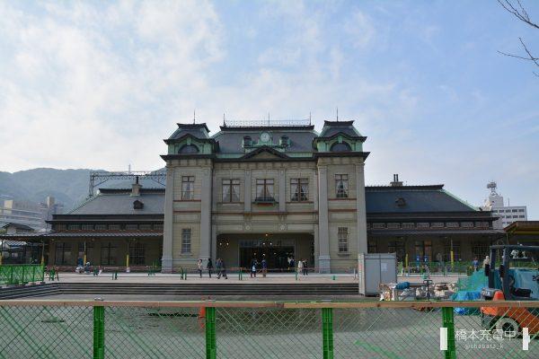 門司港駅駅舎