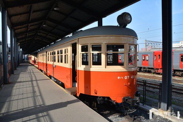 九州鉄道記念館 キハ07