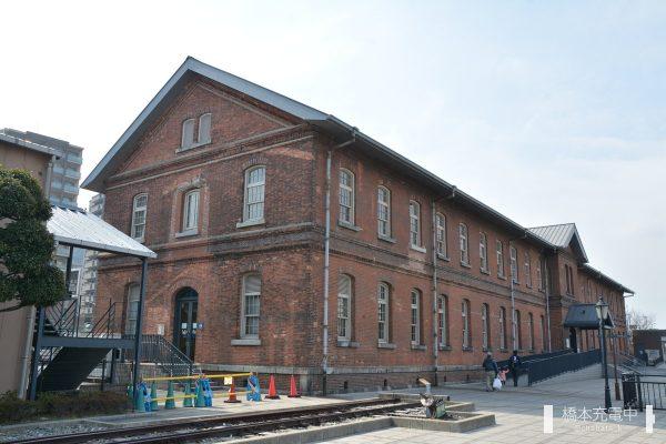 九州鉄道記念館  本館