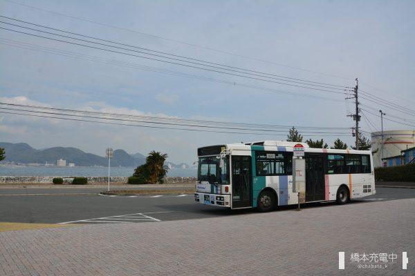 西鉄バス 和布刈バス停