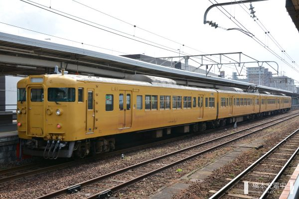 下関駅 115系3000番台