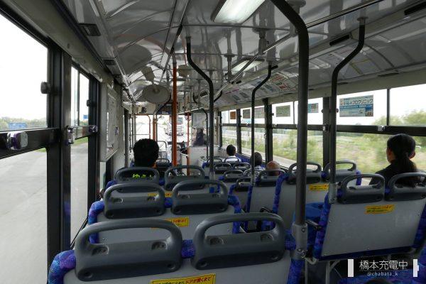 日高線代行バス
