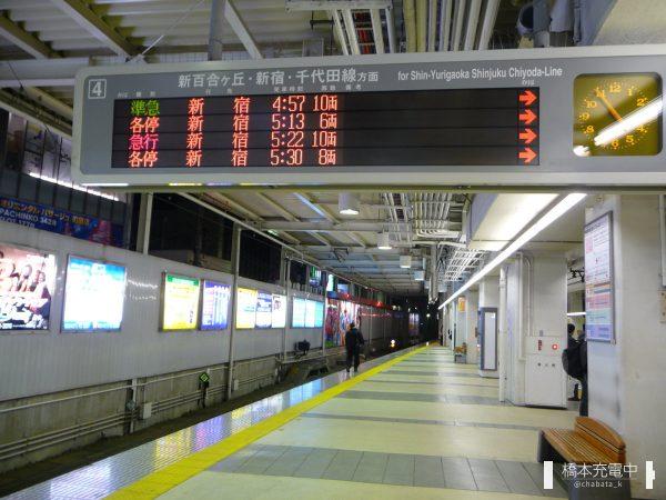 小田急線町田駅