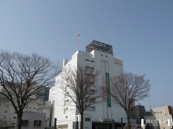 伊勢甚泉町北ビル(旧 水戸京成百貨店)