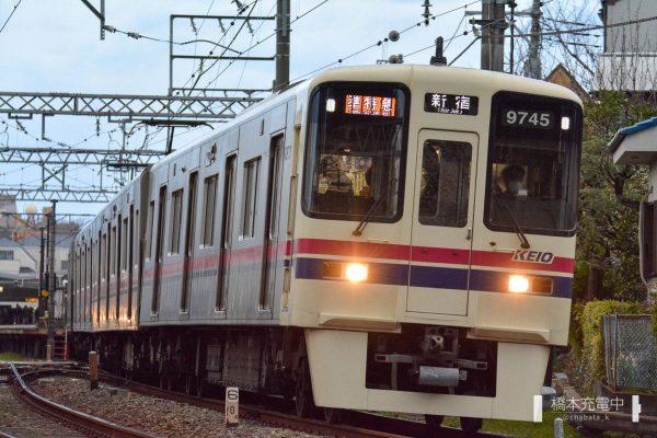 京王9000系9745F 2020/02/22