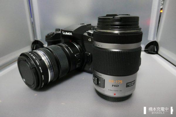 Panasonic LUMIX G X VARIO PZ 45-175mm / F4.0-5.6 ASPH. / POWER O.I.S.